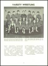 1974 Northampton High School Yearbook Page 136 & 137