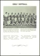 1974 Northampton High School Yearbook Page 148 & 149