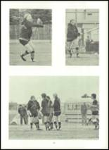 1974 Northampton High School Yearbook Page 152 & 153