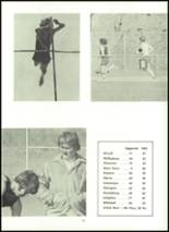 1974 Northampton High School Yearbook Page 156 & 157