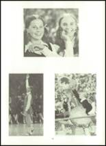 1974 Northampton High School Yearbook Page 158 & 159