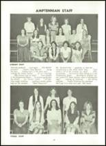 1974 Northampton High School Yearbook Page 162 & 163