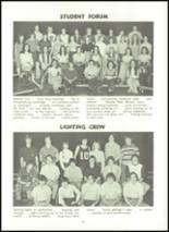 1974 Northampton High School Yearbook Page 164 & 165
