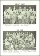 1974 Northampton High School Yearbook Page 166 & 167