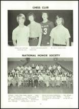 1974 Northampton High School Yearbook Page 170 & 171
