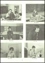 1974 Northampton High School Yearbook Page 206 & 207