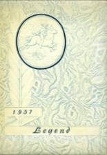 1957 Yearbook El Cajon Valley High School