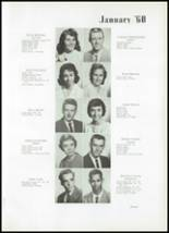 1960 Beaumont High School Yearbook Page 18 & 19