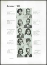 1960 Beaumont High School Yearbook Page 26 & 27