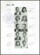 1960 Beaumont High School Yearbook Page 40 & 41