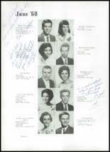 1960 Beaumont High School Yearbook Page 50 & 51
