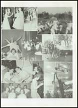1960 Beaumont High School Yearbook Page 104 & 105