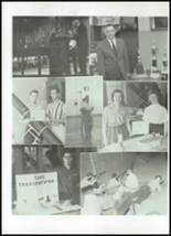 1960 Beaumont High School Yearbook Page 106 & 107