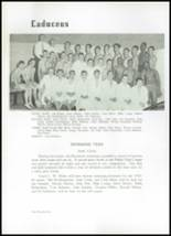 1960 Beaumont High School Yearbook Page 110 & 111
