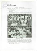 1960 Beaumont High School Yearbook Page 122 & 123