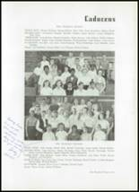 1960 Beaumont High School Yearbook Page 128 & 129