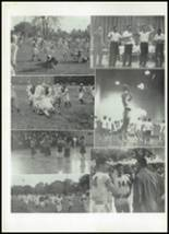 1960 Beaumont High School Yearbook Page 152 & 153