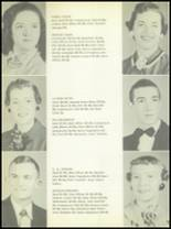 1956 Post High School Yearbook Page 18 & 19