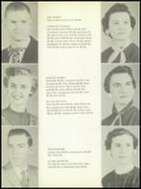 1956 Post High School Yearbook Page 20 & 21