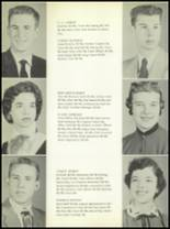 1956 Post High School Yearbook Page 22 & 23