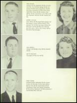 1956 Post High School Yearbook Page 24 & 25