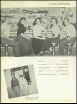 1956 Post High School Yearbook Page 30 & 31