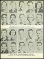 1956 Post High School Yearbook Page 32 & 33