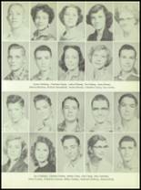 1956 Post High School Yearbook Page 36 & 37