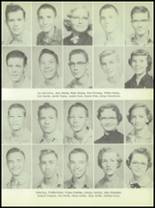 1956 Post High School Yearbook Page 38 & 39