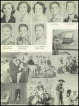 1956 Post High School Yearbook Page 40 & 41