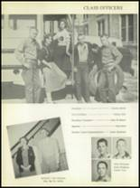 1956 Post High School Yearbook Page 42 & 43