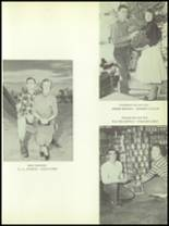 1956 Post High School Yearbook Page 56 & 57