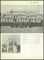 1956 Post High School Yearbook Page 66 & 67