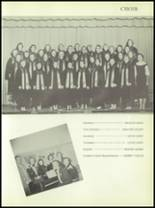 1956 Post High School Yearbook Page 68 & 69