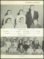 1956 Post High School Yearbook Page 70 & 71