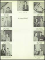 1956 Post High School Yearbook Page 76 & 77