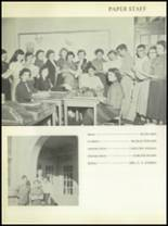 1956 Post High School Yearbook Page 78 & 79