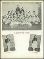 1956 Post High School Yearbook Page 84 & 85