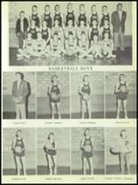 1956 Post High School Yearbook Page 86 & 87