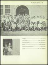 1956 Post High School Yearbook Page 88 & 89