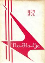 1962 Yearbook Gaston High School