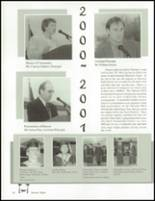 2001 Thurston High School Yearbook Page 20 & 21