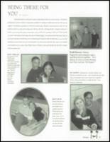 2001 Thurston High School Yearbook Page 24 & 25