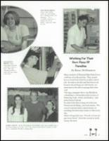 2001 Thurston High School Yearbook Page 30 & 31