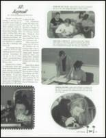 2001 Thurston High School Yearbook Page 42 & 43