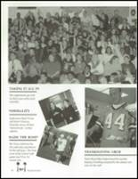 2001 Thurston High School Yearbook Page 54 & 55