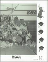 2001 Thurston High School Yearbook Page 56 & 57