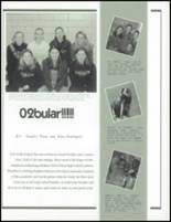 2001 Thurston High School Yearbook Page 84 & 85