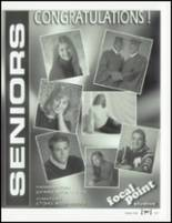 2001 Thurston High School Yearbook Page 200 & 201