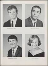 1967 Stillwater High School Yearbook Page 26 & 27
